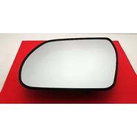 OEBrands Fits 07-12 HY Veracruz Heated Left Driver Mirror Glass w/Rear Back Plate Non Auto Dimming OE