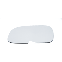 For 93-97 Corolla Left Driver Mirror Glass Lens  w/ Adhesive