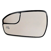 Fits 13-20 Fusion Left Driver Side Heated* Mirror Glass w/Rear Holder OE
