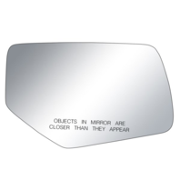 Right Passenger Mirror Glass Lens for 15-19 Yukon, Tahoe, Suburban, Escalade