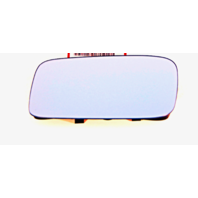 Fits 09-14 Acura TL Left Driver Side Blue Tint Mirror Glass Heated