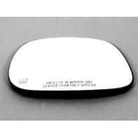Fits 05-08 Ram 1500, 05-09 2500 3500 Right Pass Heated Mirror Glass w/Holder OEM