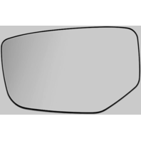 Fits 08-12 Ho Accord Left Driver Mirror Glass Heated w/Rear Holder Genuine OE