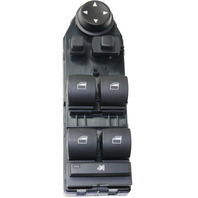 X3 04-10 POWER WINDOW SWITCH, Front, LH, with Auto Dimming Mirrors