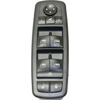 RAM FULL SIZE PICKUP 13-17 POWER WINDOW SWITCH, Front, LH, with Power Folding Mirrors