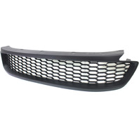 Fits 13-15 Ho ACCORD 2Dr. Coupe FRONT BUMPER GRILLE Textured Black