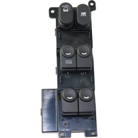 ELANTRA 09-12 WINDOW SWITCH, Front, LH, Hatchback, with Power Folding Mirrors
