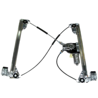 Fits 03-09 Hummer H2 Right Passenger Front Window Regulator With Motor