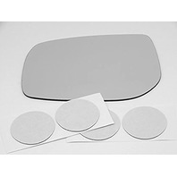VAM Fits 95-02 Range Rover, Left Driver Mirror Glass Lens with Adhesive, USA, Without Backing Plate