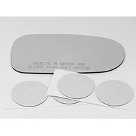 VAM Fits 98-02 626 Right Pass Convex Mirror Glass Lens w/Silicone USA Non Heated