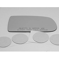 VAM Fits 97-03 Protege Right Pass Convex Manual Replacement Mirror Glass Lens w/Silicone USA
