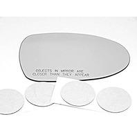 VAM Fits 02-06 NIS Altima Right Passenger Convex Mirror Glass Lens w/Silicone