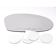 VAM Fits 03-04 Alero, 02-05 Grand Am Right Passenger Power Mirror Glass Lens