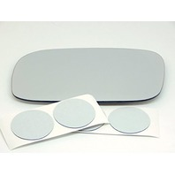VAM Fits 06-08 Chry Pacifica Heated Left Driver Side Mirror Glass W/o Backing Plate. (Glass Lens Only)