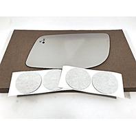 VAM Left Driver Mirror Glass Lens Heated w/BlindSpot Icon for 12-16 MKS