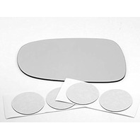 VAM Fits 09 IS250 / IS350 Left Driver Side Mirror Glass Lens W/o Backing Plate (Direct Fits -Over for Auto-Dimming Mirror, Mirror Does not Auto-Dim), Comes with Adhesive, USA