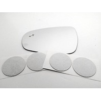 VAM Fits Various Left Driver Mirror Glass Lens w/Blindspot ES, GS, RC, is, LS