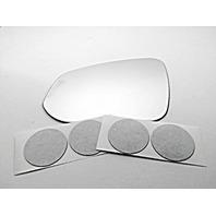 VAM Fits 13-20 Toy Rav4, 14-20 Highlander Left Driver Mirror Glass Lens W/Silicone