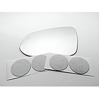 VAM Fits 13-20 Toy Rav4, 14-20 Highlander Left Driver Heated Mirror Glass Lens W/Silicone