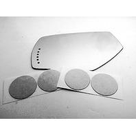 VAM Fits 14-17 1500 Silverado, Sierra 15-17 2500, 3500 Left Driver Mirror Glass Lens w/Signal Icon