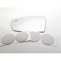 VAM Fits 13-16 Fd Escape Left Driver Mirror Glass Lens w/Blindspot Dectetion Icon