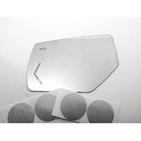 VAM Fits 15-17 Tahoe Suburban Yukon Escalade Left Mirror Glass Lens w/Signal w/Blindspot Detection