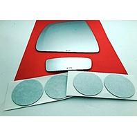 VAM Fits 15-19 Ram Promaster City Left Upper & Lower Mirror Glass Lens W/Silicone