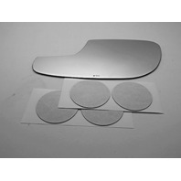 VAM Fits 10-19 Taurus Left Driver Mirror Glass Lower Lens Only as Pictured