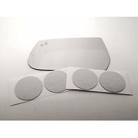 VAM for 13-17 Terrain, Equinox Lt Driver Mirror Glass Lens w/Blindspot Dection Icon
