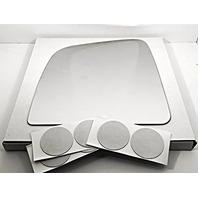 VAM Fits 14-19 Ram Promaster Left Driver Upper Mirror Glass Lens w/Extendable Arm