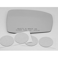 VAM Fits 05-10 Odyssey Right Pass Convex Heated Mirror Glass Lens W/Silicone USA