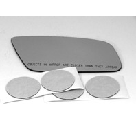 VAM Fits 03-04 RS6 Right Pass Alternative Direct Fits Over Mirror Glass Lens for Models w/Heated Auto Dimming