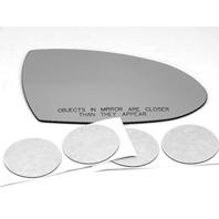 VAM Fits BMW 04-05 645Ci, 06-09 650i M Right Passenger Mirror Glass Lens 3 Options