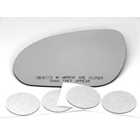 VAM Fits 09-12 Elantra Hatchback Heated Left Driver Side Convex Mirror Glass Lens w/Adhesive USA