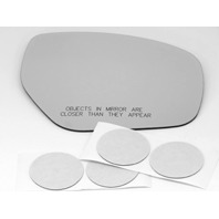 VAM Fits 10-15 CX-9 Right Passenger Convex Heated Mirror Glass Lens w/Adhesive USA