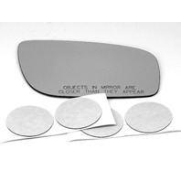 VAM Fits 07-09 MB E Series Right Pass Mirror Glass Lens 2 Options for Auto Dim Type