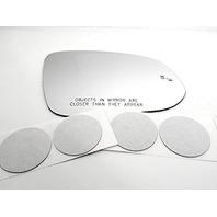 VAM Fits 13-18 Rav4, 14-17 Highlander Right Pass Mirror Glass Lens w/Blind Spot Icon