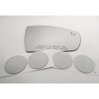 VAM Fits 13-17 Escape 17-18 C-Max Right Pass Mirror Glass Lens w/Blindspot Icon