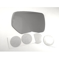 VAM Fits 12-16 Impreza, XV Crosstrek, 15-16 WRX Right Pass Heated Mirror Glass Lens w/Silicone