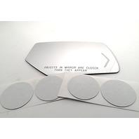 VAM Fits 15-20 Tahoe, Suburban, Yukon, Escalade Right Mirror Glass Lens w/Signal