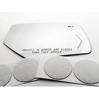 VAM Fits 15-17 Tahoe Suburban Yukon Escalade Right Pass Mirror Glass Lens w/Signal w/Blindspot Detection