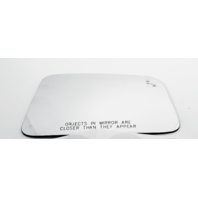 Fits 11-14 Edge, Linc MKX Right Pass Mirror w/ Blindspot CrossPath Detect Manual Folding