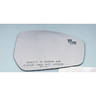 Right Pass Mirror Glass Lens w/Blind Spot Icon for 17-19 Jag F-Pace 18-19 E-Pace