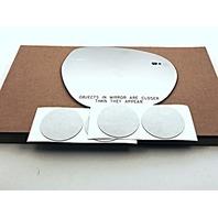 VAM Right Pass Mirror Glass Lens w/Blindspot Detection Icon for 16-18 Envision