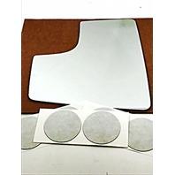 VAM Left Driver Side Large Mirror Glass Lens for 15-18 F150