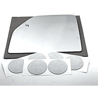 VAM Left Driver Heated Upper Tow Mirror Glass Lens for 15-18 F150 & Super Duty
