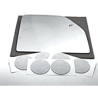 VAM Right Pass Heated Upper Tow Mirror Glass Lens for 15-19 F150 & Super Duty