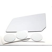 VAM Fits 13-17 Acadia, Traverse Left Driver Mirror Glass Lens for Modles w/Auto Dim Type
