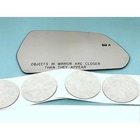 VAM Fits 16-19 Camaro Right Pass Mirror Glass Lens w/Blind Spot Icon