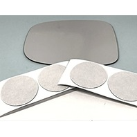 VAM Fits 12-13 Civic Hybrid Left Driver Side Mirror (Glass Lens) w/Silicone